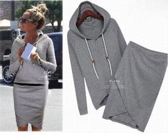 Kathy Sweatsuit. And it comes in black. This is amazing.