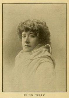 Ellen Terry 1905 (Leading stage actress of the late 19th & early 20th Centuries and great aunt of John Gielgud) by CharmaineZoe, via Flickr