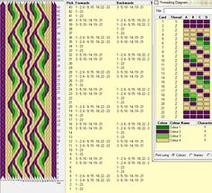 23 tarjetas, 4 colores // sed_158༺❁