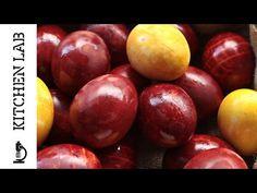 Easter Egg Dye from Onion Skins | Akis Petretzikis