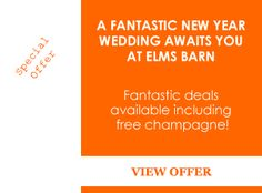 When thesing your wedding at a different location, you must look think about for barn sales for wedding events Suffolk.