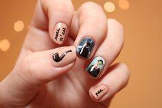 magritte nails
