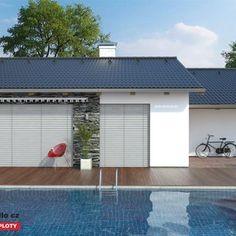 Venkovní žaluzie C80 VSR 130 Windows, Outdoor Decor, Home Decor, Red, House, Decoration Home, Room Decor, Home Interior Design, Ramen