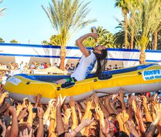 The 10 best pool parties in Las Vegas