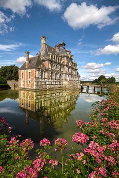 Chateau de Beaumesnil, France