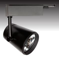 The TRi-PRO-LED adjustable trackspot has a spun-aluminium housing and integral heatsink and is a low-glare fitting. An integral driver also makes this useful for schemes that require tight beam control - from Photec Lighting. Light Fittings, Interior Lighting, Beams, Archive, Track, Led, Products, Light Fixtures, Runway