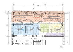 Galería de Oficina en Osaka Nikken Space Design / Nikken Space Design - 17