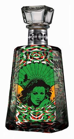 1800® Tequila Essential Artists – Series 2 #tequila