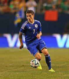Muhamed Besic--Team Bosnia-Herzegovina
