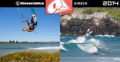 Airush 2014 dispo au shop et en ligne + Vidéos |   Glissevolution – Ecole et cours de kitesurf, location et randonnées en Jet-ski, Flyboard, Ski nautique, wakeboard, Flyfish, Stand up Paddle, voilerie, surf-shop à La Baule / Pornichet – Loire Atlantique