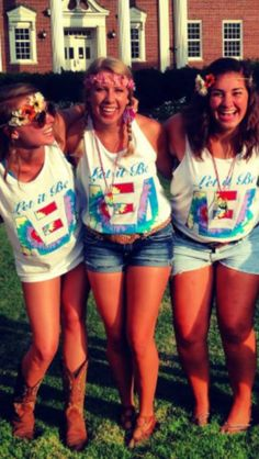 Super cute outfits! But, don't be the pantsless girl.....wear shorts that are an appropriate length if wearing shorts!