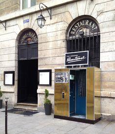 Fotoautomat at Le Dôme du Marais  #photomaton #photomaton