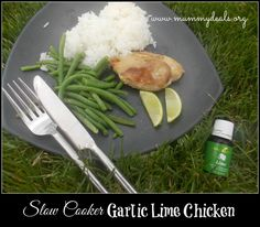 Slow Cooker Garlic L