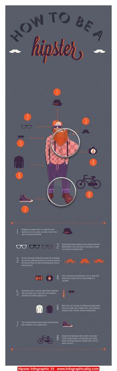 Hipster Infographic 10 - http://infographicality.com/hipster-infographic-10-2/