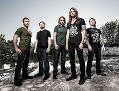 Oh Sleeper  Christian metalcore. Seeing them in October :D