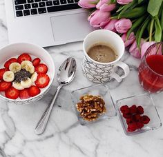 Happy Monday loves!! 😍• • • • • • #breakfast #food #strawberry #outfitoftheday #outfitideas #outfitinspiration #outfitpost #outfit #style #stylish #streetwear #streetstyle #streetfashion #stil #fashion #fallfashion #fashionable #fashionista #fashionblogger #makeup #glam #wiw #photooftheday #food #coffee
