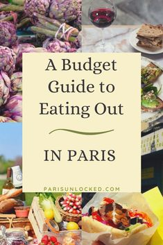 #Paris can be a very expensive city, but even if you're on a tight #budget, there are simple ways to save money on #dining and eating out in the capital. From #french-style #picnics to tips on enjoying #gourmet #lunch for less, read our full guide to eating out on a shoestring. Paris Travel, France Travel, Budget Travel, Travel Tips, Best Restaurants In Paris, Paris Tips, Paris Food, Picnic Lunches, Visit France
