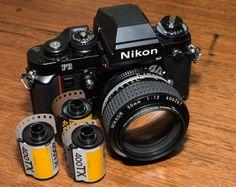 Nikon F3 HP + AI-s 50mm f1.2