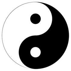 Yin Yang or Ying-Yang