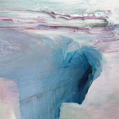 "Oil pastel by Dominique Gaucher. ""Simple works. Complex fails"" Timothy Ferriss"
