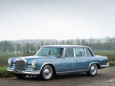 Mercedes-Benz 600 Sedan 1966 - World Of Classic Cars - Mercedes Benz For Sale, Mercedes Benz Cars, Classic Mercedes, Ford Classic Cars, Classic Auto, Classic Car Restoration, Daimler Benz, Sports Sedan, Volvo