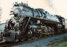 Cotton Belt 819 at Pittsburg Texas