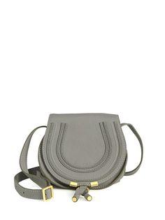 Chloé - Small Marcie Leather Crossbody Bag 14533d63332a3