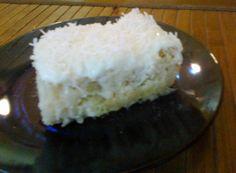 Receita de Bolo de abacaxi gelado