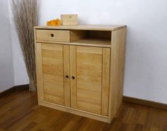 Kommode Lupo für Regal Naturholzmöbel