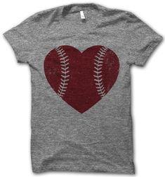 Baseball Love – Thug Life Shirts