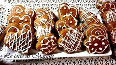 Biscottini pan di zenzero