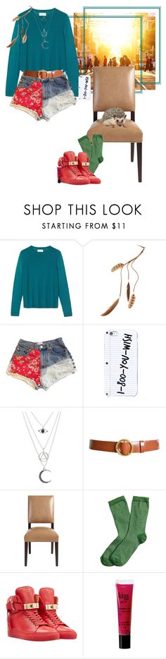 """""""I'd Do Anything; Just to Hold You"""" by weezer-babe ❤ liked on Polyvore featuring Toast, Frame, Ballard Designs, Brooks Brothers, BUSCEMI and philosophy"""