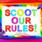 """""""SCOOT OUR RULES"""" provides a fun and motivating way for your students to think about the rules and management procedures that will make your classroom run smoothly all year. It's a great activity for the first or second day of school, and a great review following long breaks from school.$"""