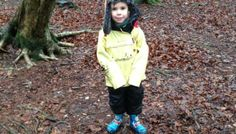 Have you ever really tested just how waterproof your children's waterproof's are? We went down to the woods to find out...