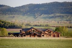 This home displays superb craftsmanship, with amazing attention to detail in Star Valley, Wyoming | $1,350,000
