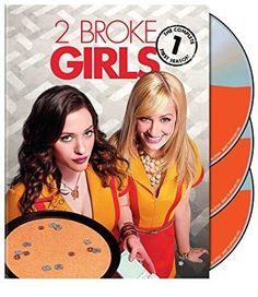 Kat Dennings & Beth Behrs & Ted Wass & Scott Ellis-2 Broke Girls: The Complete First Season