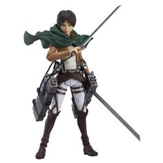 "Attack on Titan ""Eren Yeager"" : figma http://www.hyperionz.net/collections/figma/products/attack-on-titan-eren-yeager-figma"