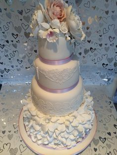 MJ Cakes baking your dreams come true with 15% off your wedding cake exclusive to our Wedding Fayre