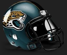 Jacksonville Jaguars helmet Jaguars Football, Nfl Football Helmets, Football Fans, College Football, Helmet Logo, Nfl Gear, Football Conference, Nfl Logo, Waterfalls
