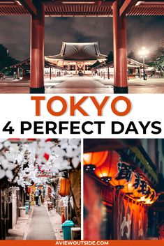 How to spend 4 days in Tokyo, Japan Tokyo Guide, Tokyo Travel Guide, Japan Travel Tips, Asia Travel, Solo Travel, Travel Guides, Vietnam Travel, Tokyo Things To Do, Places To Travel