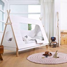 WOOOD Tipi Bed