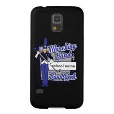 Marching Band Samsung Cases - Marching Band Galaxy S6