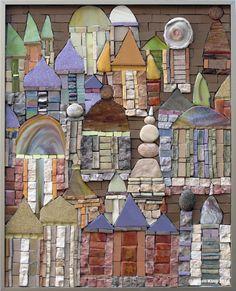 Marrakesh mosaic by Sherri King Mosaic Artist