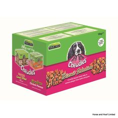 Chewdles Biscuit Selection 10kg WEIGHT VOLUME