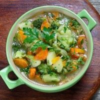 Two Delicious Liver-Cleansing Soups