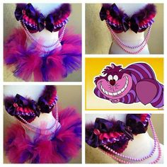 Cheshire cat bra