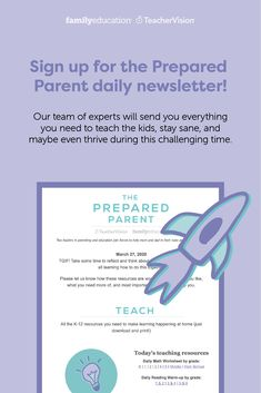 Need tips for parenting and teaching during school closure? Find homeschooling tips, activities, and fun ideas to keep your kids learning right here. Home Learning, Learning Spaces, Early Learning, Kids And Parenting, Parenting Hacks, Parent Newsletter, Effective Learning, School Closures, Toddler Discipline
