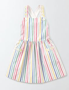 098f824fd BodenUSA girls Twirly Pinafore Dress Toddler Girl Dresses, Girls Dresses, Toddler  Girls, Summer