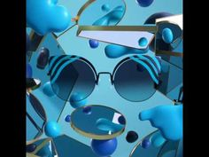 Fendi Hypnoshine Sunglasses - Blue