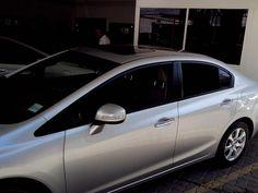 Fotos de  Honda Civic EXS 2012
